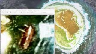 Уфолог предоставил доказательства, что в Африке разбились два НЛО