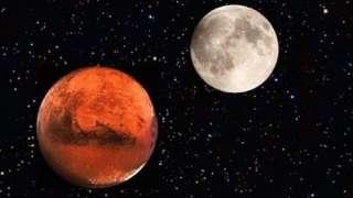 """Сегодня жители России увидят """"кровавую"""" Луну и великое противостояние Марса"""