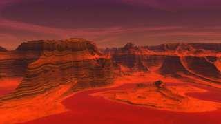 Учёные: Почва на Марсе в тысячу раз суше земной, жизнь микробов там невозможна