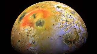 Найден мощнейший вулкан во всей Солнечной системе