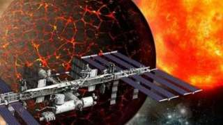Уфологи призывают эвакуировать астронавтов с МКС из-за приближения Нибиру