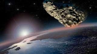 Самый крупный астероид из всех потенциально опасных приближается к Земле