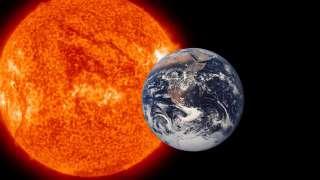 Учёные: Солнце испепелит всё живое на Земле