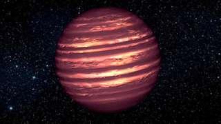 Астрономы открыли блуждающий объект, который в десять раз тяжелее Юпитера