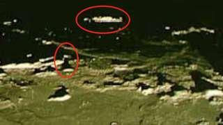 Уфолог Скотт Уоринг нашёл на Луне инопланетную базу и 6-километровую башню