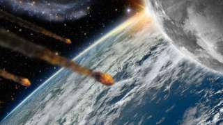 В 2022 году крупные обломки кометы Энки могут обрушиться на Землю