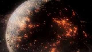 Нибиру уничтожает параллельную Вселенную, но скоро займётся нашей