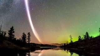 Учёные не могут объяснить небесную аномалию, которую долгое время считали северным сиянием