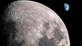 Китай планирует спрятать людей на Луне, когда Нибиру уничтожит Землю