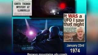 Британка поделилась ошеломляющими подробностями крушения НЛО 1974 года