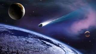 3 сентября рядом с Землей пройдут три гигантских астероида, есть риск столкновения