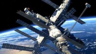 На МКС образовалась пробоина вследствие удара метеорита