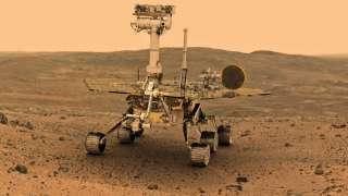 """NASA пытается """"разбудить"""" ровер Opportunity после страшнейшей бури на Марсе"""