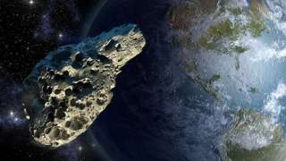Шотландские ученые предложили искусственным образом астероиды превратить в спутники Земли