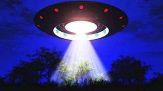 Американец рассказал, как в его дом залетел НЛО