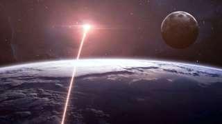 """Учёные сообщили, что к Земле движется """"луч смерти"""" и Апокалипсис неизбежен"""