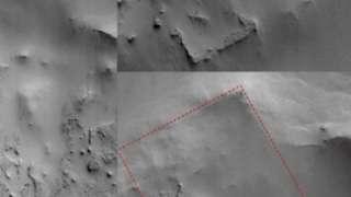 Астроном-любитель нашёл на Марсе древнюю крепость