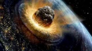 В 2019 году на Землю может упасть крупный астероид и уничтожить жизнь