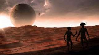 Скотт Уоринг: Найденные артефакты на Марсе - доказательство существования инопланетян