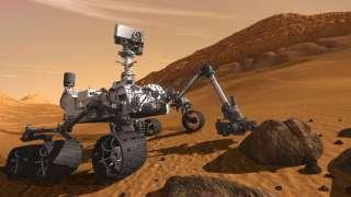 Уфологи: Инопланетяне вывели из строя марсоход Opportunity