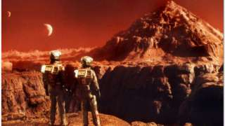 Экспедиция на Марс приведёт к повреждению человеческого мозга