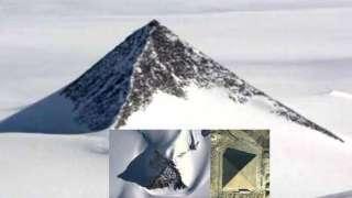 Исследователи отправились изучать инопланетные строения в Антарктиде и бесследно исчезли
