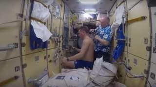 Космонавт Сергей Прокопьев поседел после инцидента с утечкой воздуха на МКС