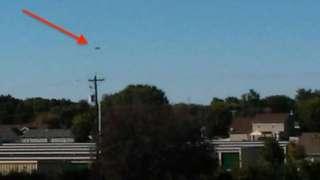 В Иллинойсе на камеру попал необычный НЛО, который заставил уфологов задуматься