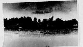 """Бывший военный рассказал, как в 1951 году в Корейской войне участвовала настоящая """"летающая тарелка"""""""