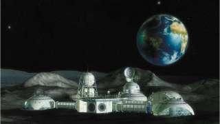 Россия построит базу на Луне в 2030 году