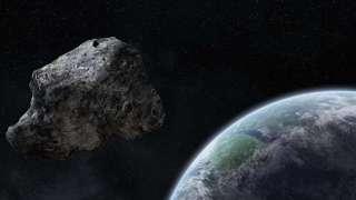 В РАН оценили опасность приближающегося крупного астероида SP1