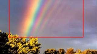 Немыслимая радуга позволила фотографу из Нью-Джерси войти в историю