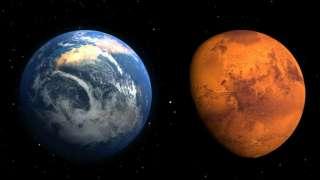 Профессор Беннер: Жизнь на Землю пришла с Марса
