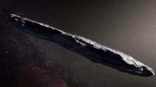 Оумуамуа может оказаться ни кометой, ни астероидом