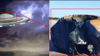Шокирующее видео с найденным на берегу Южной Каролины НЛО заставило интернет задуматься