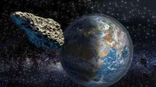 В РАН рассказали о риске падения крупного астероида на Землю в ближайшие сотни лет