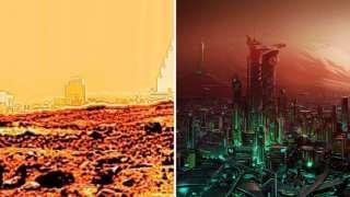 Найденный на Марсе город, шокировавший общественность, ввёл в ступор исследователей