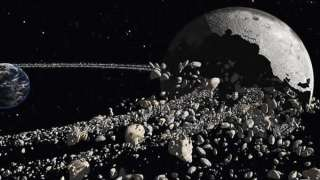 Пояс астероидов может оказаться планетой, разрушенной ядерной войной