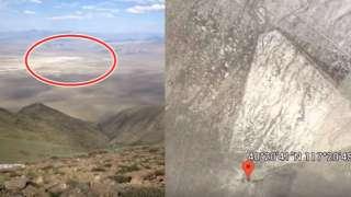 Найденная в Неваде аномалия, которая ошарашила общественность, заинтересовала учёных