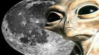 Астроном проследил, как НЛО двигалось к инопланетной базе на Луне