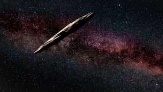 Межзвездный объект Оумуамуа исчез, озадачив ученых
