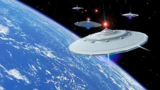 Видео НЛО, появившегося сегодня возле МКС, поразило интернет