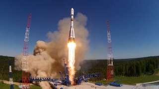 """Стала известна точная дата первого запуска ракеты после аварии """"Союза"""""""