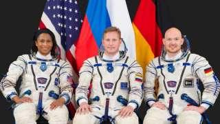 Темнокожая астронавтка Джанетт Эппс не понимает, почему ей отказали в полёте на МКС