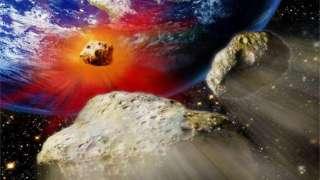 К Земле приближаются сразу три опасных астероида