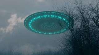 Видео с огромным НЛО над Италией шокировало общественность и было объяснено уфологом