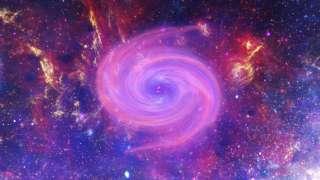 Астрофизики обнаружили долго скрывавшуюся галактику-призрак