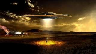 Видео НЛО, поразившего Японию своими размерами и формой, появилось в Сети