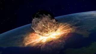 Эксперты: Уничтоживший динозавров астероид имеет отношение к появлению человечества