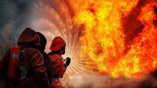 """""""Пожар"""" в небе над Гамбургом был воспринят за начало Апокалипсиса"""